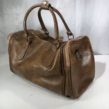 Vintage American Tourister Travel Carry on Bag Luggage Brown