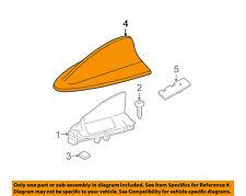 BMW OEM 13-15 X1 Radio Antenna-Housing 65206955557