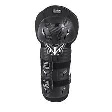 O'Neal Pro III Carbon Optik Knie Protektor Schwarz Schienbein MX MTB DH BMX FR