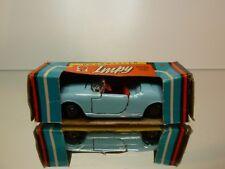 IMPY LONESTAR 23 ALFA ROMEO GIULIA 1600 SPIDER - BLUE L8.0cm - GOOD IN BOX