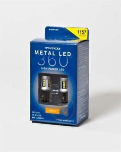 Putco For Light Bulb Metal LED 360 - Amber 1157 Bulb Dual Polarity - 341157A-360