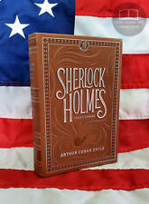 NEW Sherlock Holmes: Classic Stories Arthur Conan Doyle Bonded Leather Softcover