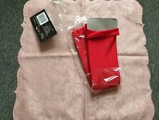 Gloves Adult Long Gloves Red Colour New With Tags