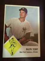 1963 Fleer Baseball - most cards in VG condition