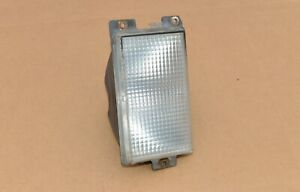 1981 Chevrolet El Camino Malibu Right Turn Signal Front Clear Park Marker Light