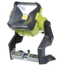 LED Work Light 20-Watts Corded Handheld Indoor Tripod Mountable Compact 18-Volt