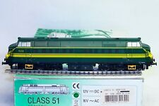 MEHANO DIESEL DE LIGNE SNCB NMBS 5106 SCHAERBEEK DC / CC PRE-DIGITAL.