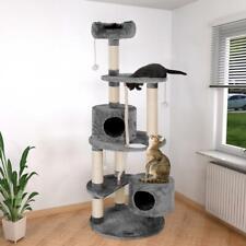 happypet CAT040 Kratzbaum - Grau