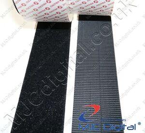 VELCRO® Brand ULTRA-MATE® HEAVY DUTY Stick On Self Adhesive Tape 50mm Width