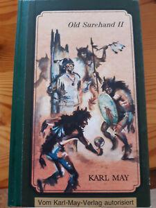 "Karl May ""Old Surehand II"" Tosa Verlag"
