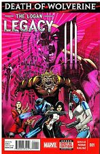 Death of Wolverine: The Logan Legacy No.1 / 2014