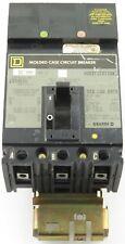 Square D Fa34020 Molded Case I-Line Circuit Breaker 20 Amp 3 Pole 480V 18kA@480V