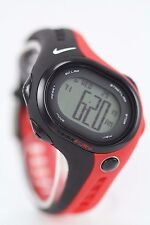 Nike Triax Fury 50 Watch WR0141-012 Black/Red