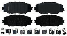 Disc Brake Pad Set-Ceramic Disc Brake Pad Front ACDelco Pro Brakes 17D1210CH