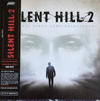 Silent Hill 2 Original Video Game Soundtrack Black Vinyl Horror Mondo VGM OST