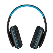 For B3506 Wireless Headset V4.1 Bluetooth Hifi Stereo Earphone Black & blue Us !