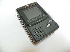 Vintage Rca i Color Lcd Tv - Model - 16-3053 - Handheld Tv Tested