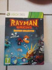 RAYMAN ORIGINS EDITION COLLECTOR XBOX 360 COMPLET