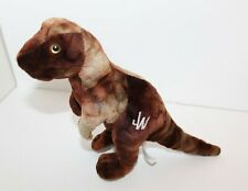 "Jurassic World Velociraptor Delta Plush Toy Hunter Leisure 9"""
