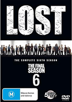 Lost Season 6 : NEW DVD