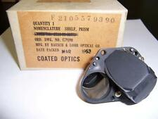 BAUSCH & LOMB 6X30 RIGHT PRISM CLUSTER FOR M8 M13 AND MORE!   (B1065)