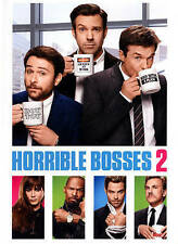 Horrible Bosses 2 (DVD, 2015)