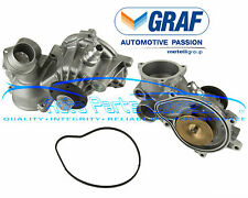 GRAF WATER PUMP for BMW 745LI 745I 760LI 760I 2002-2006 4.4L 6.0L HIGH QUALITY