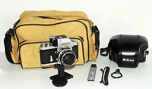 Nikon F, Nippon Kogaku K.K. jAPON 1959