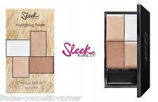 Sleek Make Up Paleta resaltado de metales preciosos