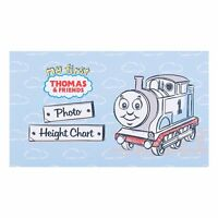Hallmark Thomas the Tank Engine Card Height Chart Wall Mounted Growth Chart NEW