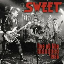 Sweet - Live at the Marquee 1986 [New CD] Bonus Tracks