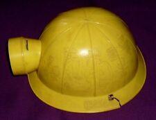 Vintage Quake Cereal Cavern Helmet  (1968, Jay Ward) Mail Away Premium - Rare