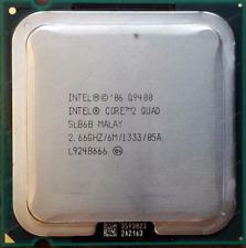 Intel Core 2 Quad Q9400 2.66GHz/6M/1333 LGA775 Quad Core CPU +FREE Thermal Paste