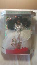 1992 African American Special Edition Happy Holidays Barbie  NIB