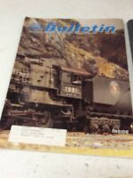 NMRA BULLETIN VINTAGE TRAIN MAGAZINE July 1994 Great Northern 1981