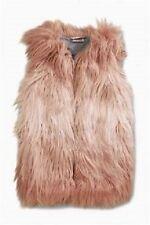 Girls' Faux Fur gilet Coats, Jackets & Snowsuits (2-16 Years)