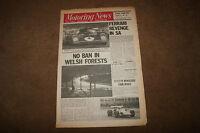 Motoring News 12 November 1970 RAC Rally Preview Clay Regazzoni Kyalami 9 hours