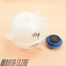 Coolant Reservoir Expansion Tank+Cap For VW Jetta Passat B6 B7 CC Beetle Tiguan