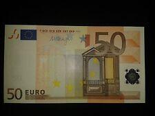 N8 Europe CYPRUS 50 Euro 2002, G-serie UNC, DRAGHI Sign, Printer R051