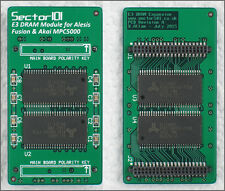 EXM-E3 128MB EXPANSION MEMORY FOR AKAI MPC-5000 AND ALESIS FUSION 6HD / 8HD