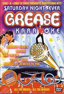 Saturday Night Fever / Grease - Karaoke [1978] [DVD][Region 2]