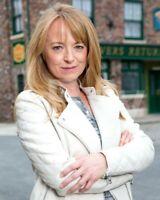 "Coronation Street (TV) Sally Anne Matthew ""Jenny Bradley"" 10x8 Photo"