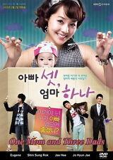 One Mon and Three Dads - Korean Drama - English Subtitle
