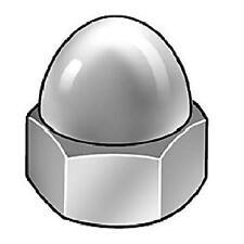 Acorn Cap Nut, 1/2-13, Pack of 10