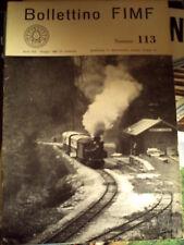 Bollettino FIMF 113 1980 Storia locomotive BR 01 0-2 Ge