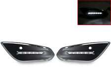 *USA 2011-2014 Volvo S60 Bumper LED Daytime Running DRL Fog Light Trim Fog Lamp