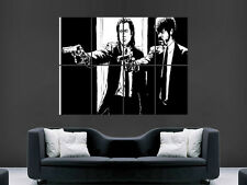 PULP FICTION CLASSIC FILM  GIANT WALL POSTER ART PICTURE PRINT LARGE HUGE