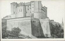 49 - cpa - SAUMUR - El castillo fuerte