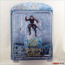 LOTR AOME Aragorn in Helm's Deep Armor single figure International bilingual