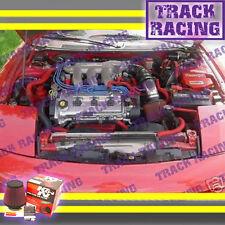 93 94 95 96 97 FORD PROBE GT MAZDA MX6 626 MX-6 2.5L V6 AIR INTAKE KIT + K&N Red